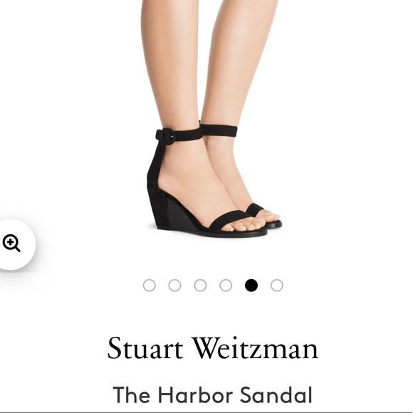 Stuart Weitzman Harbor sandals NIB